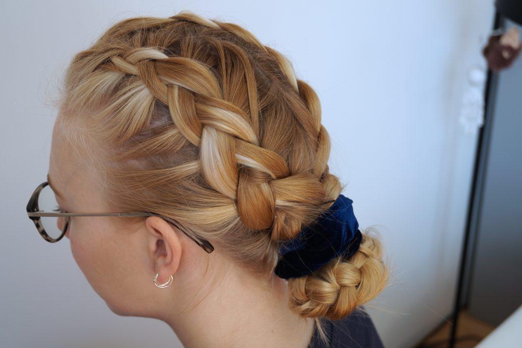 Dutch Braids #HairTutorial