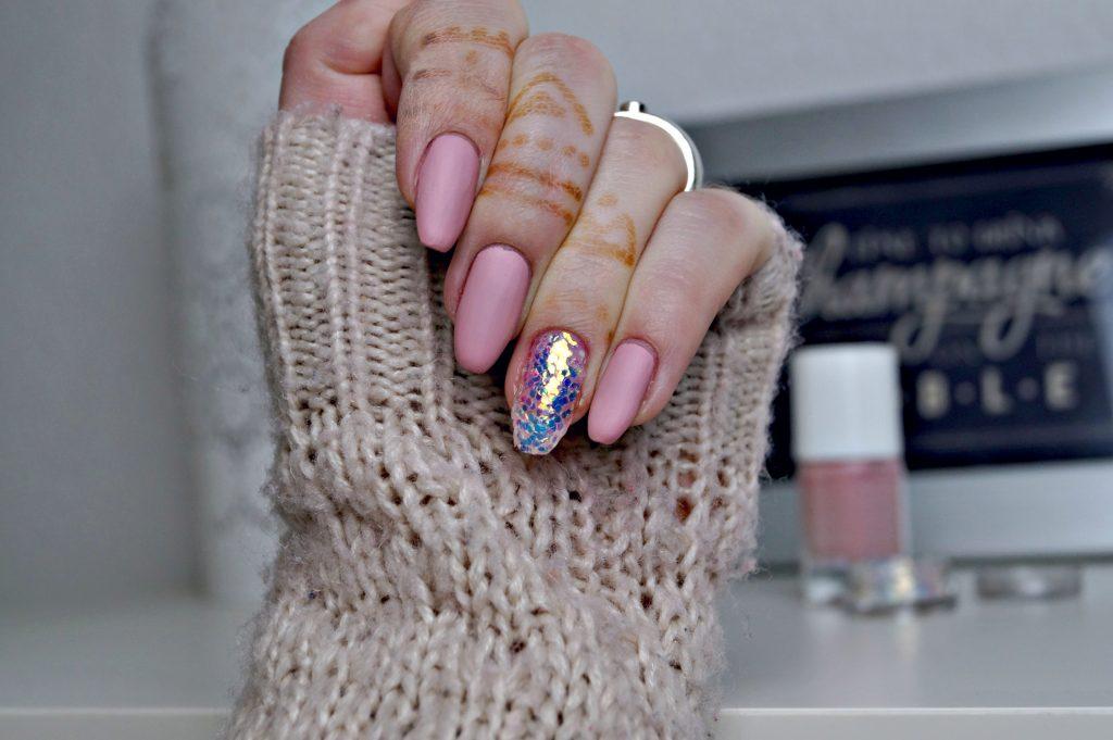 Glitter Nails #nailart