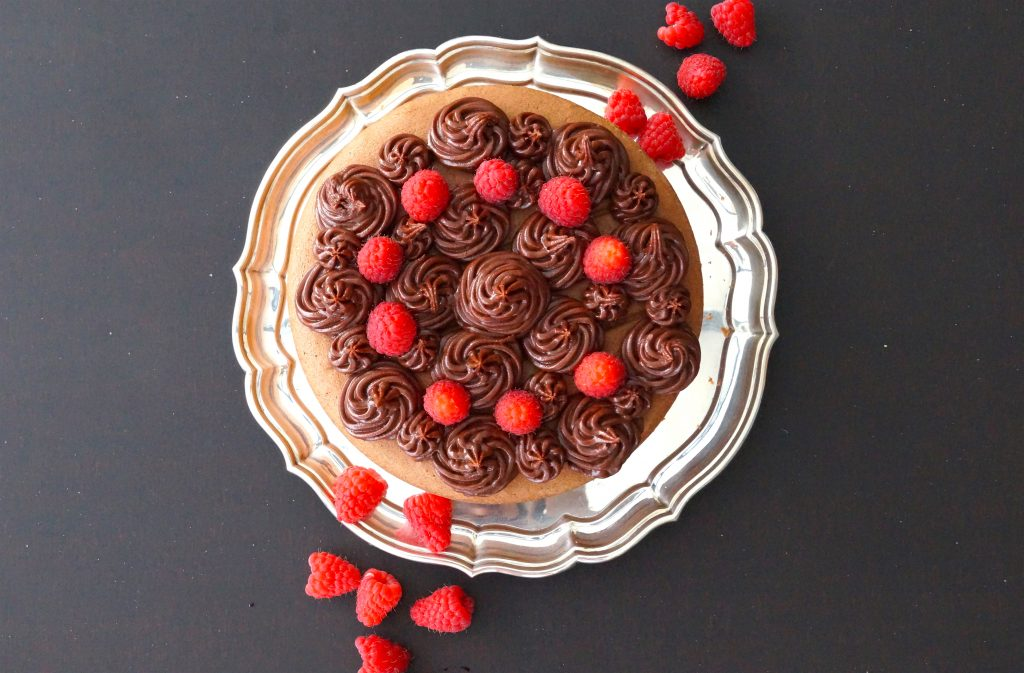 A rich and delicious Chocolate Cake