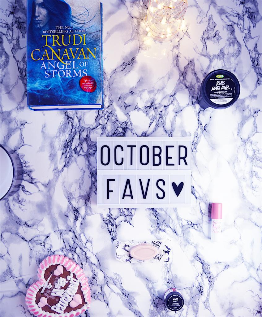 My October Favorites
