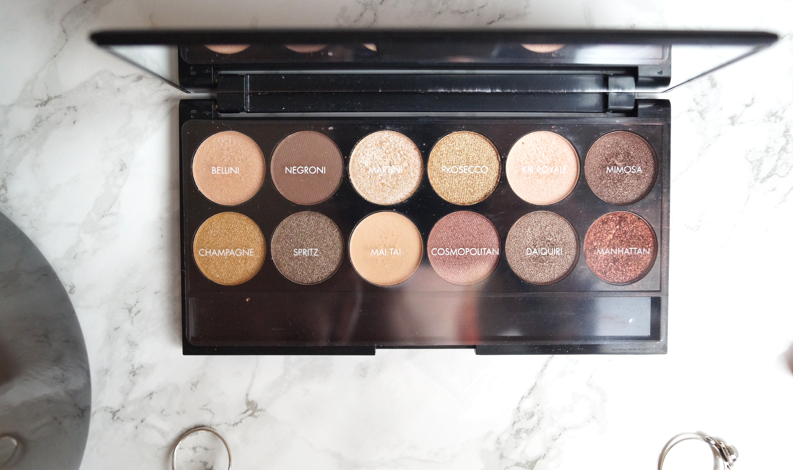 Sleek Palette