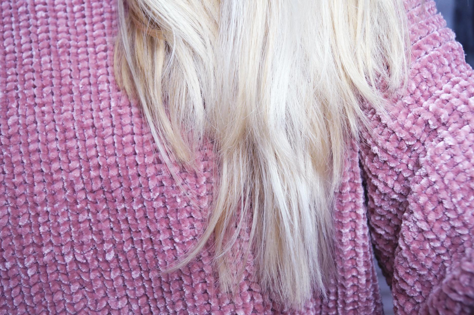 My healthy blonde Hair