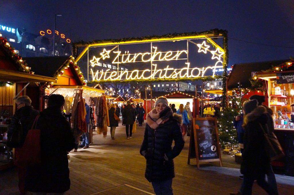 A stroll through the Christmas Market #Blogmas