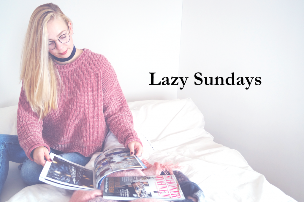 A Lazy Sunday Lookbook to get you in the mood for the weekend