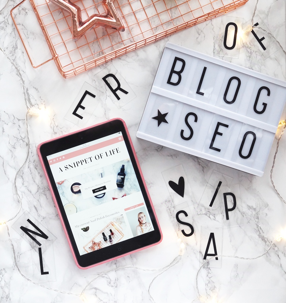 How to improve your blog post for better SEO