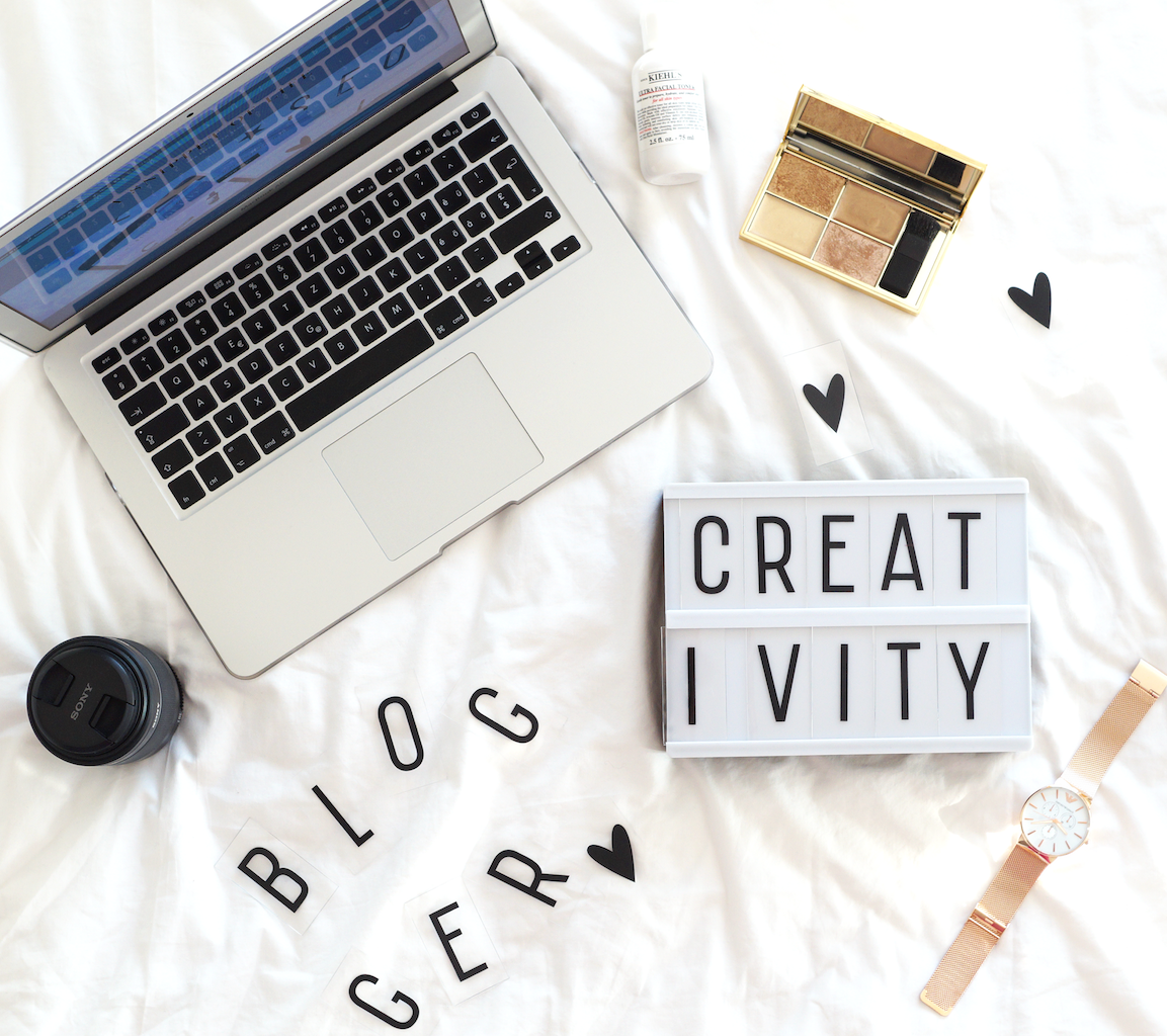 8 Things to get you out off a Blogging Slump