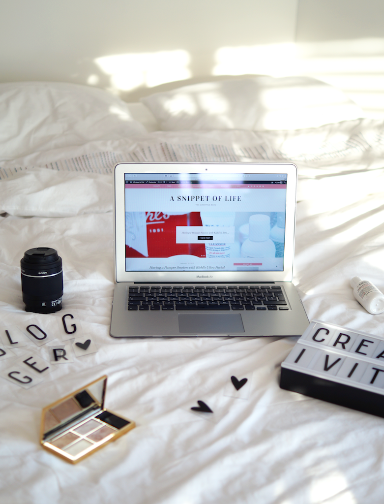 How to get out off the blogging slump