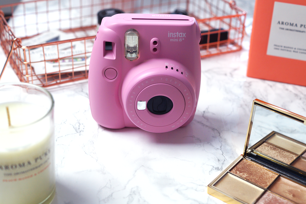 December Favourites: InstaxMini8 in Pink