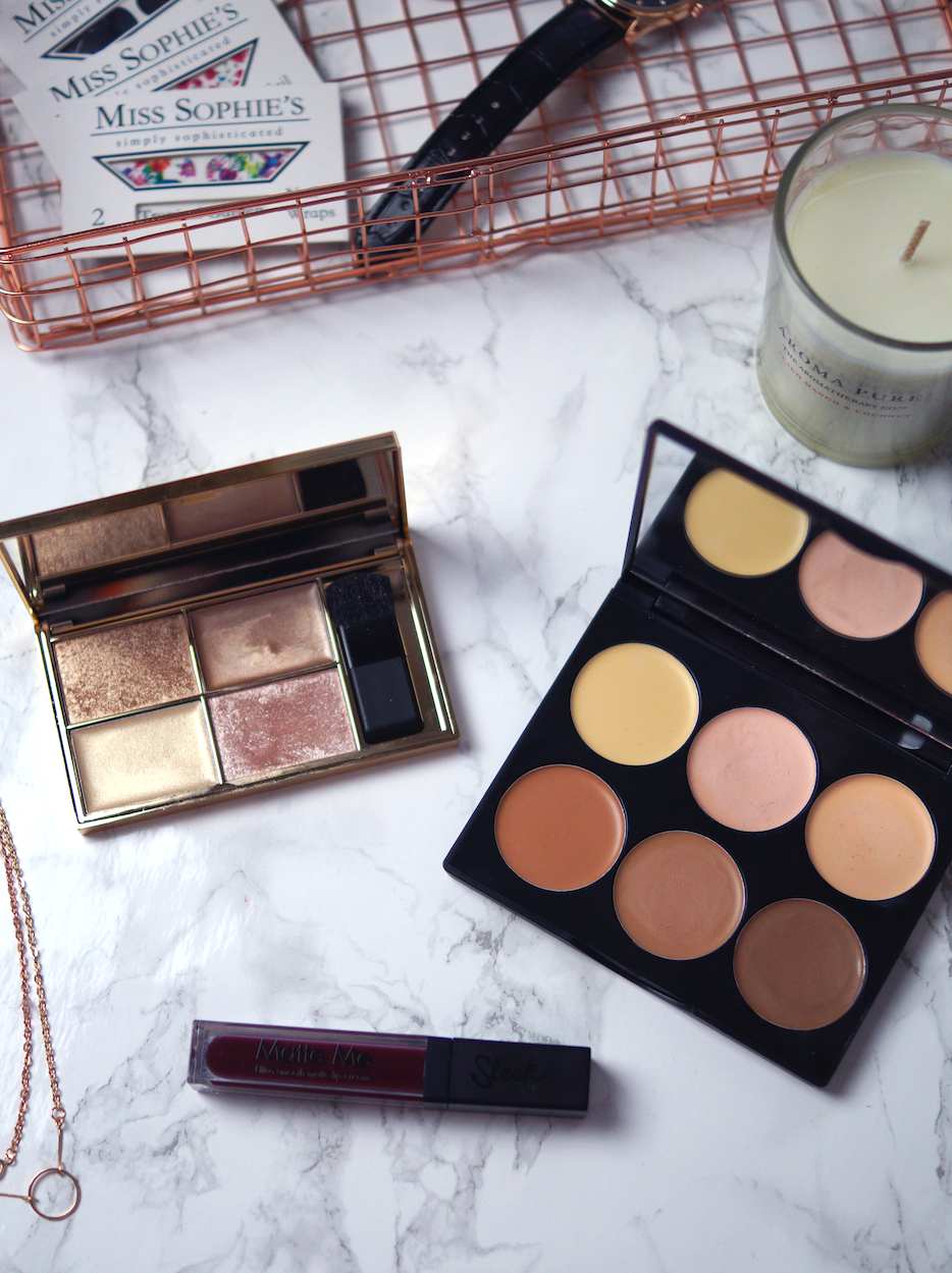 December Favourites: Sleek Makeup