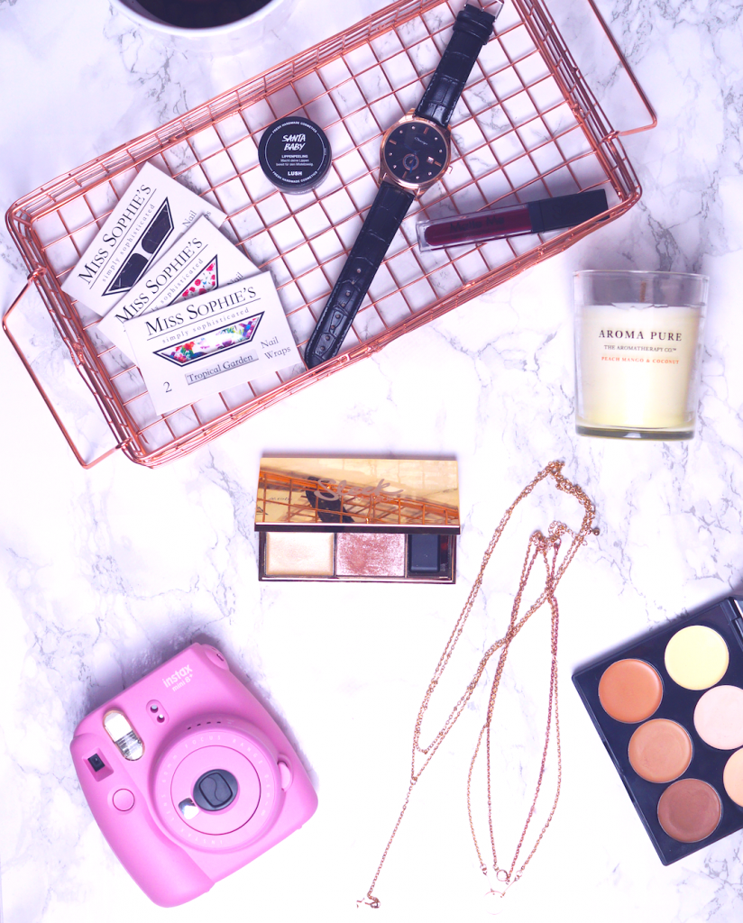 Let's have a look at my December Favourites
