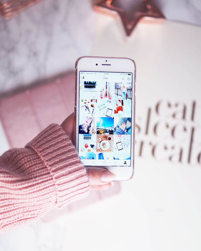 How I fell back in love with my Instagram Feed