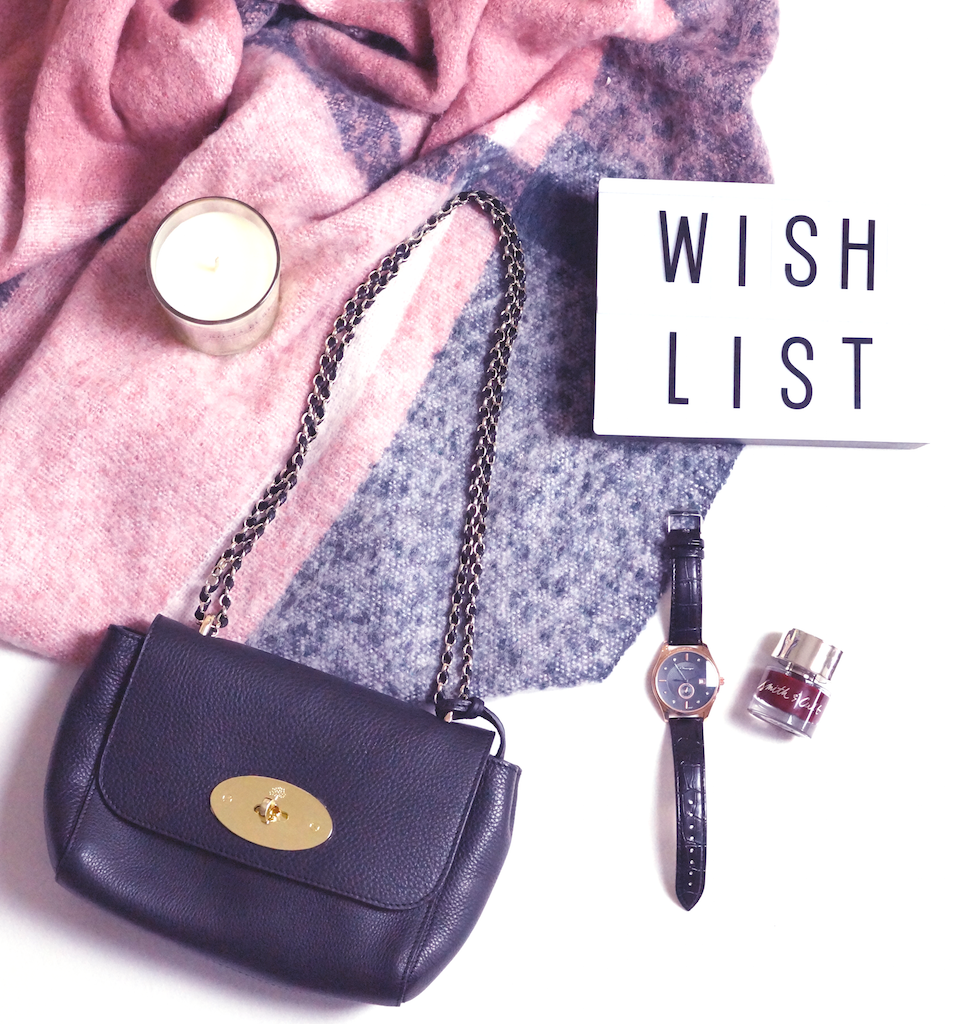 My current Wish List – the February Edition