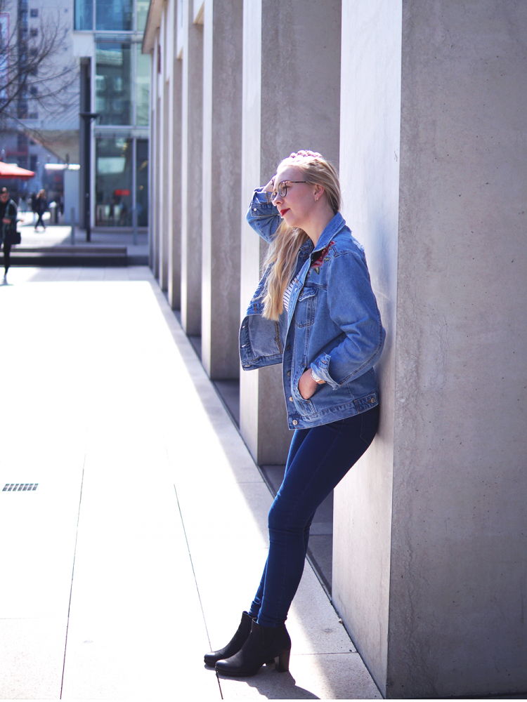 The Ultimate Jeans Jacket & how to style it