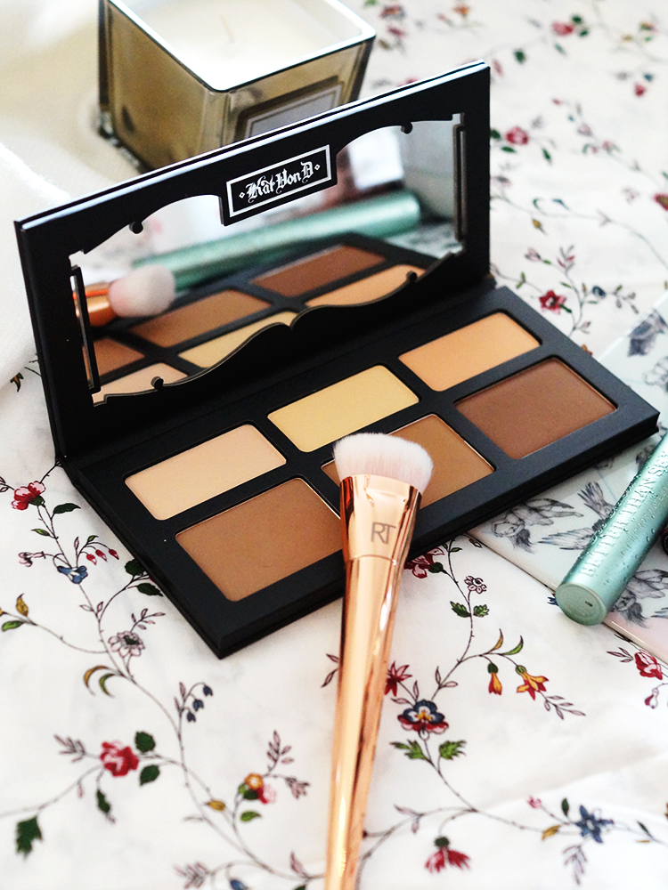 First Impressions Kat Von D Too Faced Benefit Real