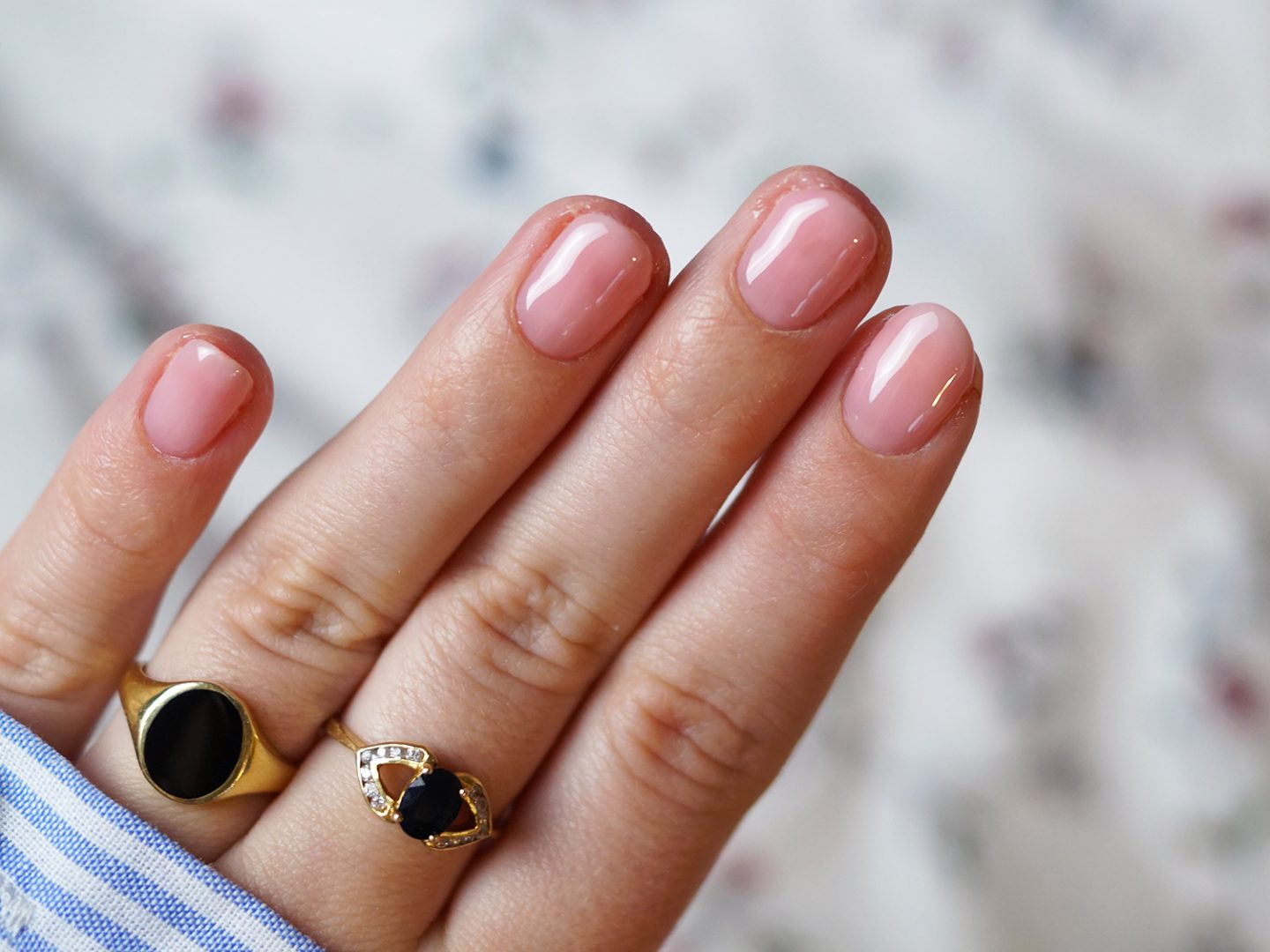 Baby Boomer Nails Tutorial A Snippet Of Life