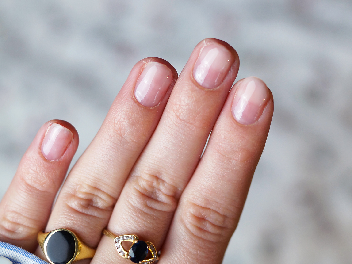 Baby Boomer Nails Tutorial – A Snippet of Life